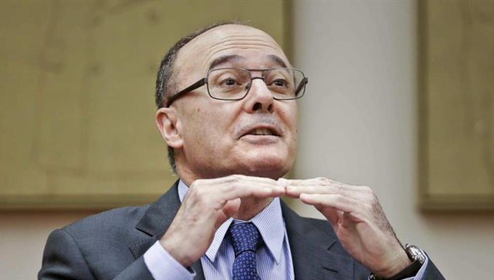 Luis María Linde en el Congreso