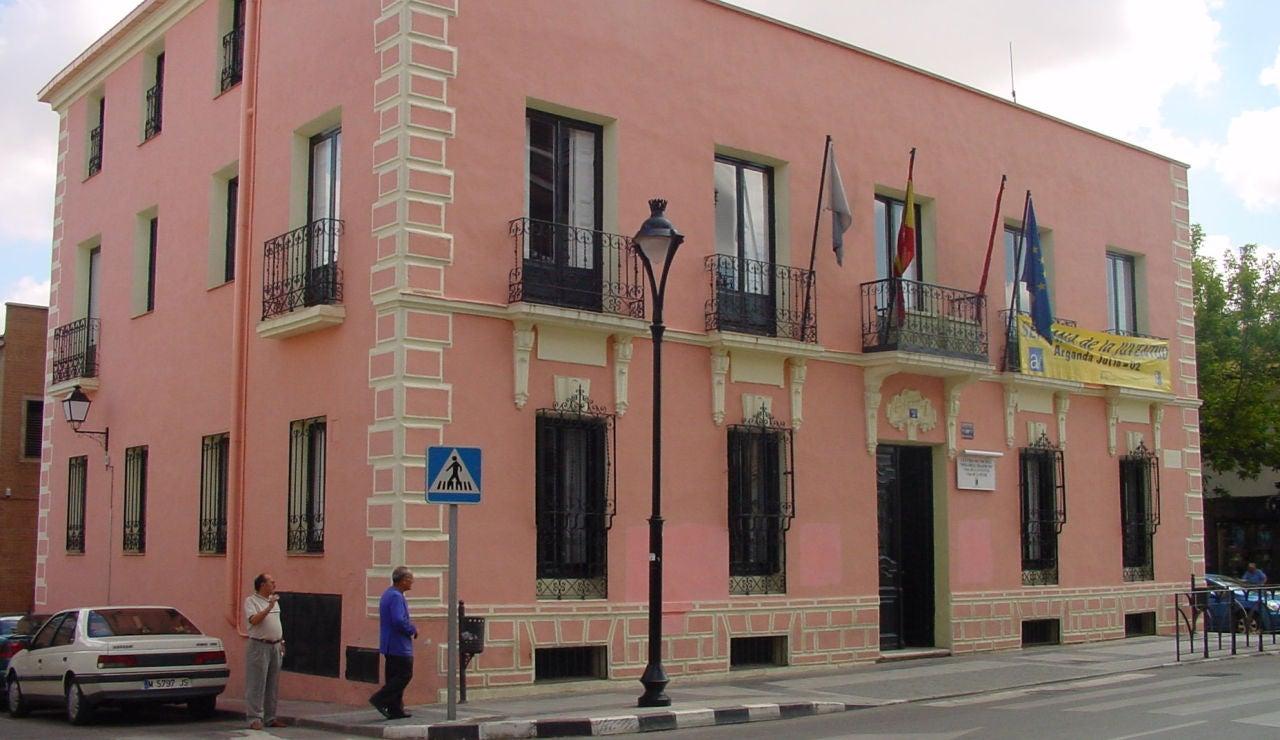 Ayuntamiento de Arganda del Rey