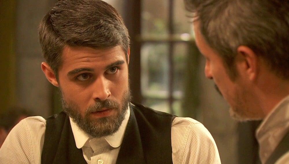 Alfonso indaga sobre la vuelta de Ramiro