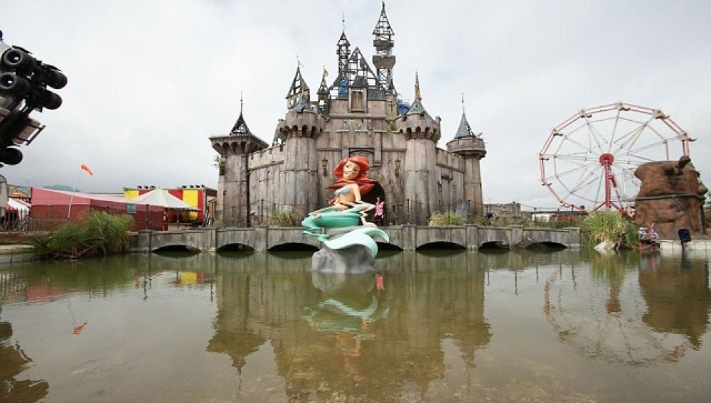 El parque temático de Banksy