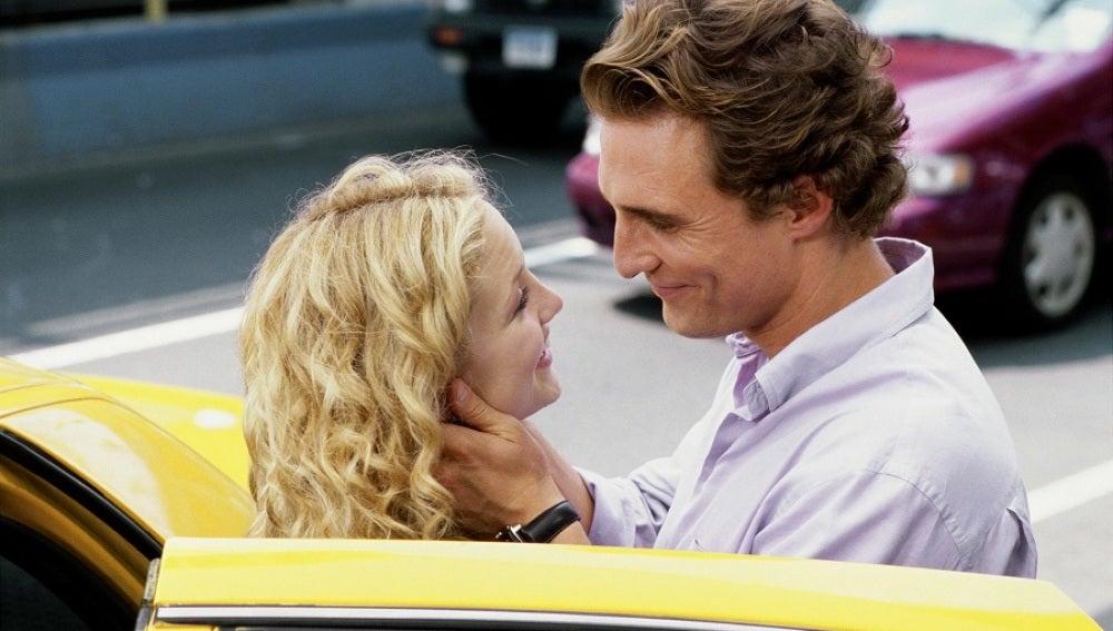 Kate Hudson y Matthew McConaughey en 'Cómo perder a un chico en diez días'