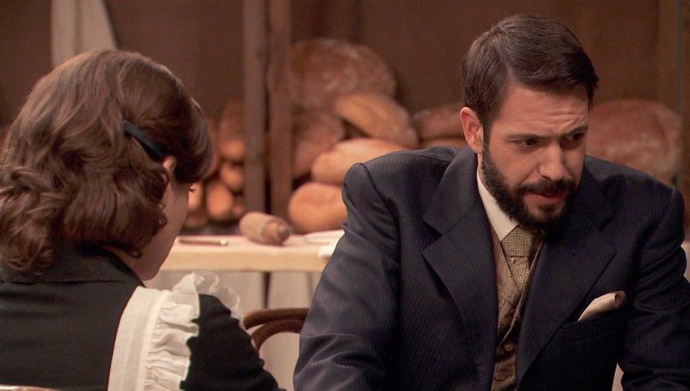 Severo y Candela discuten por Arsenio
