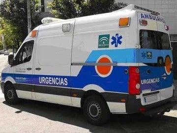 Ambulancia 112 Andalucía