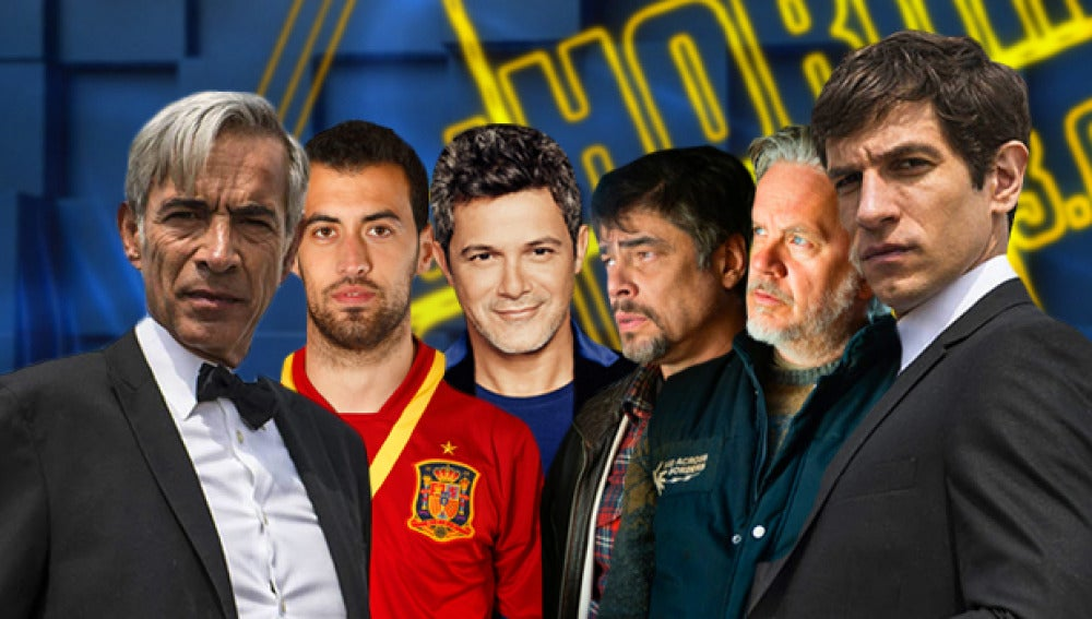 Los invitados de la semana del 31 de agosto de 'El Hormiguero 3.0'