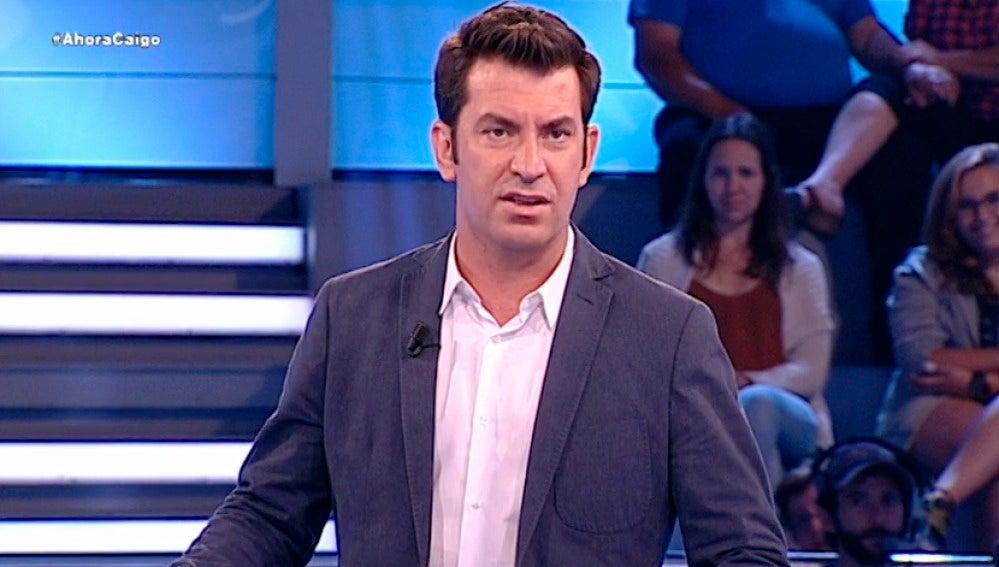Arturo Valls, 'Ahora Caigo'