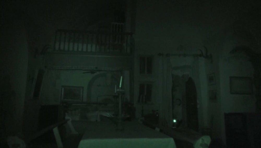 Buscadores de fantasmas