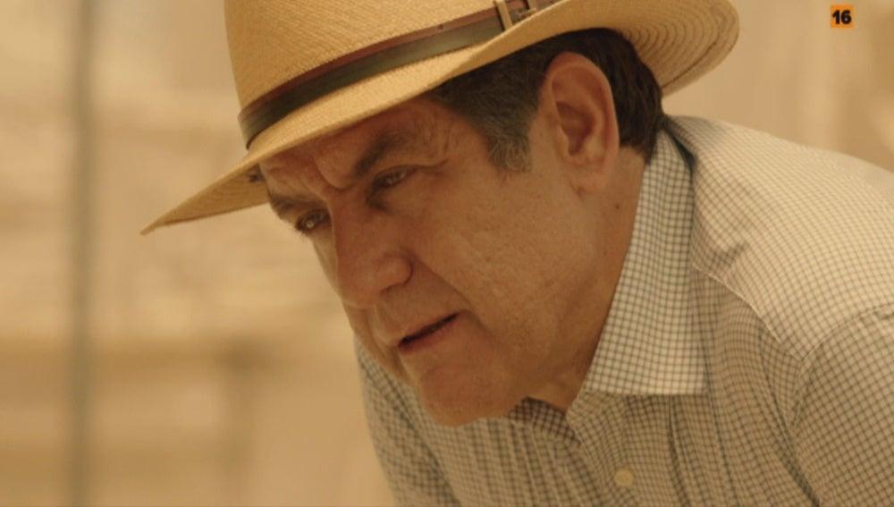 Juan Rueda en 'Mar de plástico'
