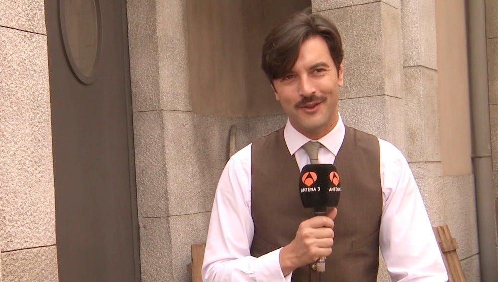 """Javier Rey: """"Mateo no creo que quiera asentar la cabeza en esta tercera temporada"""""""