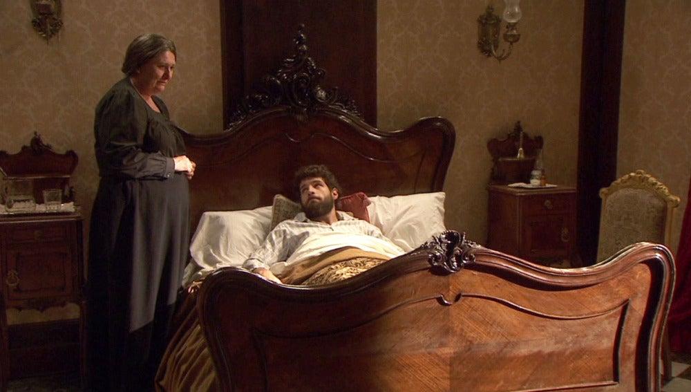 Bosco pide ver a Francisca