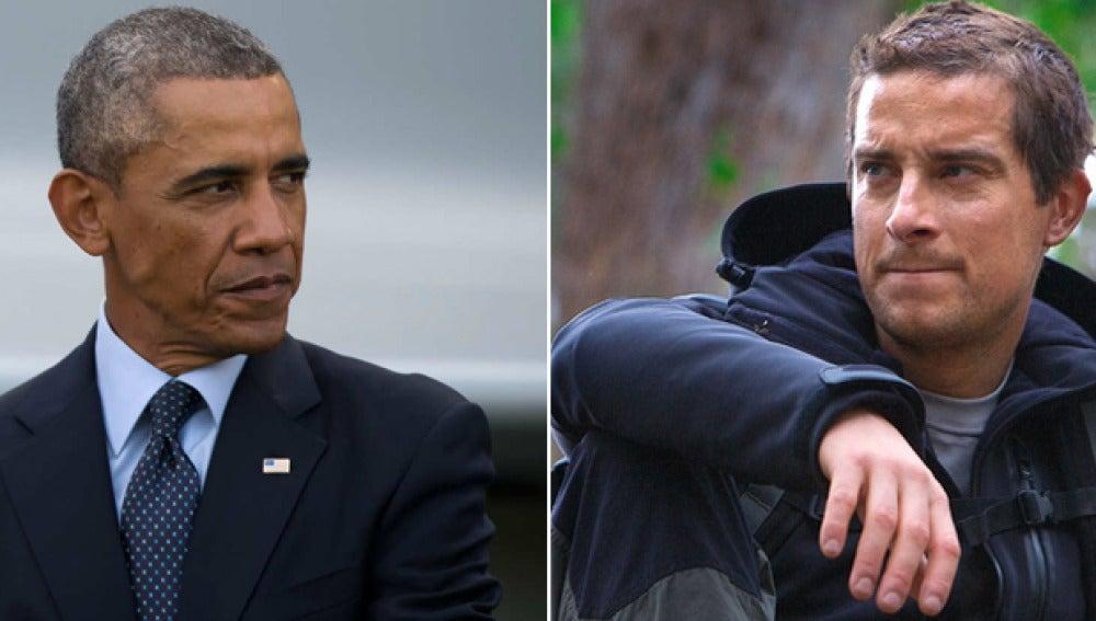 Obama participará en El Último Superviviente