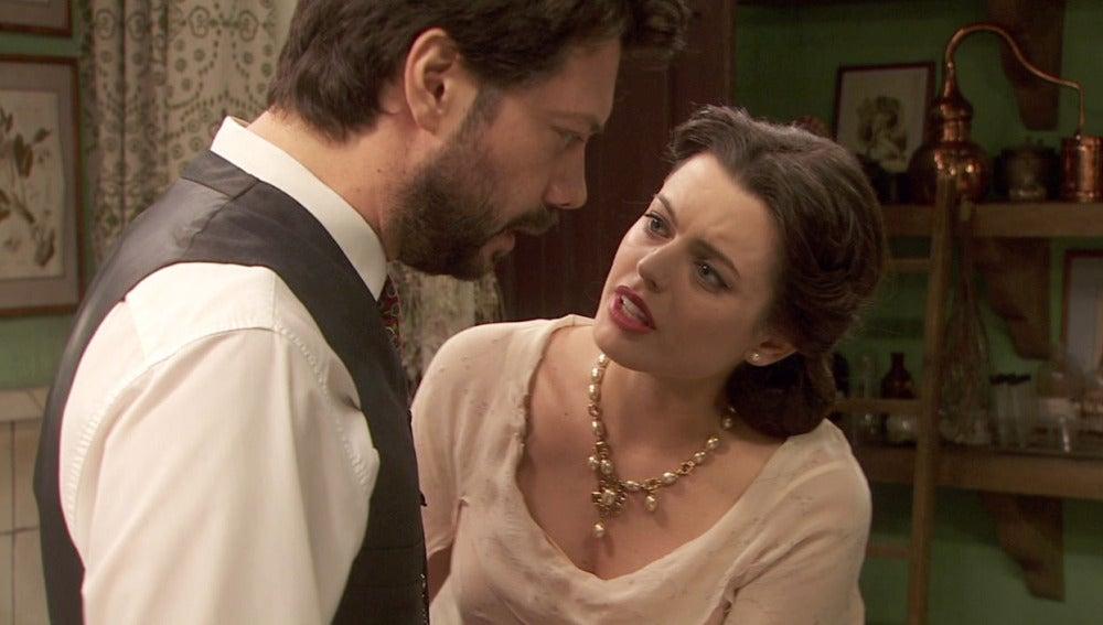 Lucas confesará a Sol el porqué de su bloqueo en la operación a Bosco