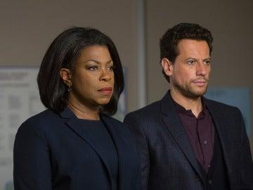Detective Joanna Reece y Dr. Henry Morgan