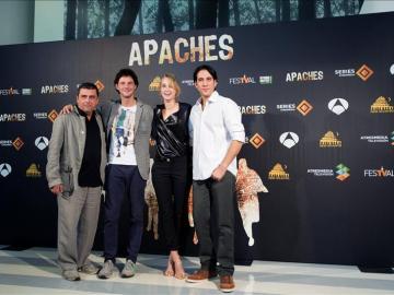 'Apaches' se presenta en premiere