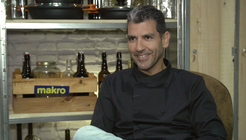 """Paco Roncero: """"Top Chef va a ser muy duro para mí"""""""