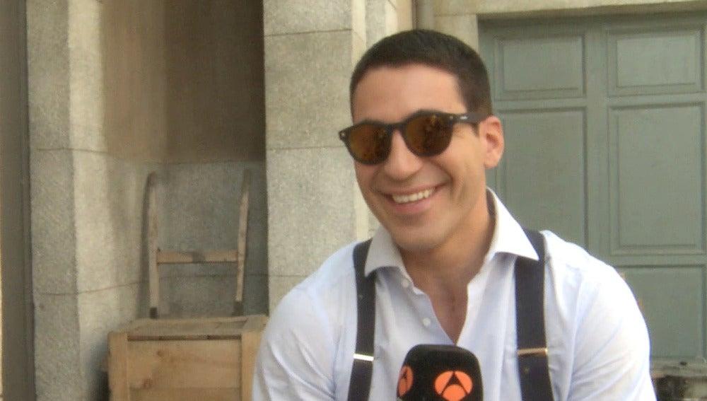 """Miguel Ángel Silvestre: """"Los guionistas se empeñan en hacer sufrir a Ana y Alberto"""""""