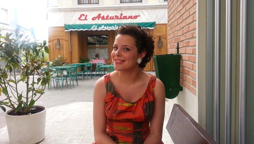 """Andrea Ros: """"Ojalá algún día pueda volver por el barrio"""""""