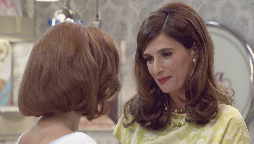 Adela Vázquez y Loli Real