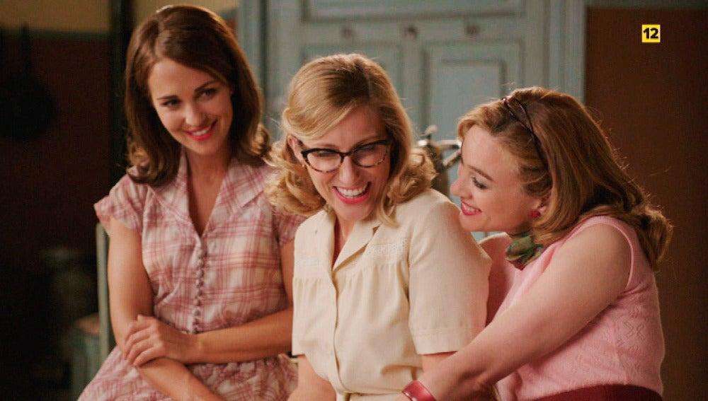 Rita, Ana, Clara