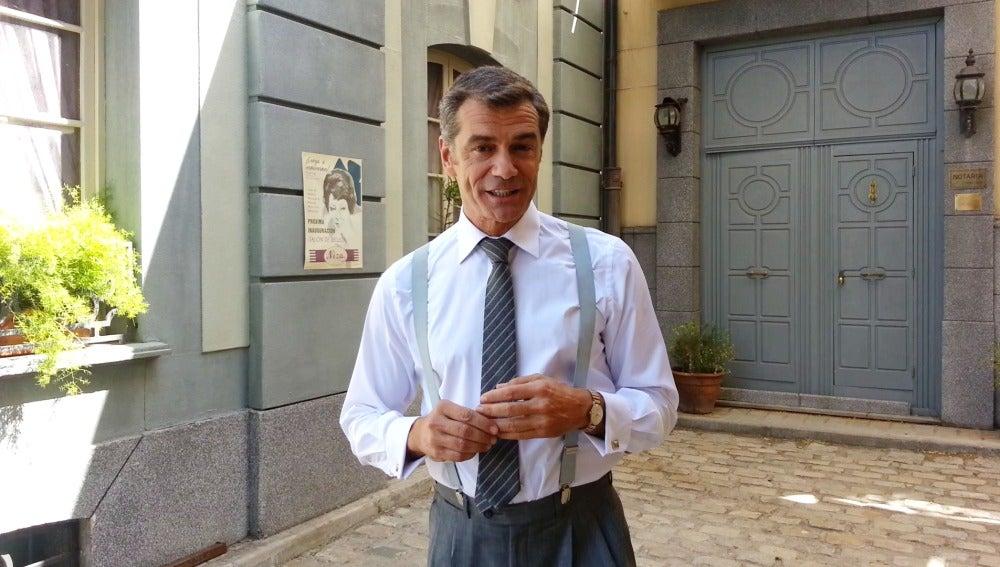Toni Cantó es el Dr. Eugenio Martos en 'Amar es para siempre'
