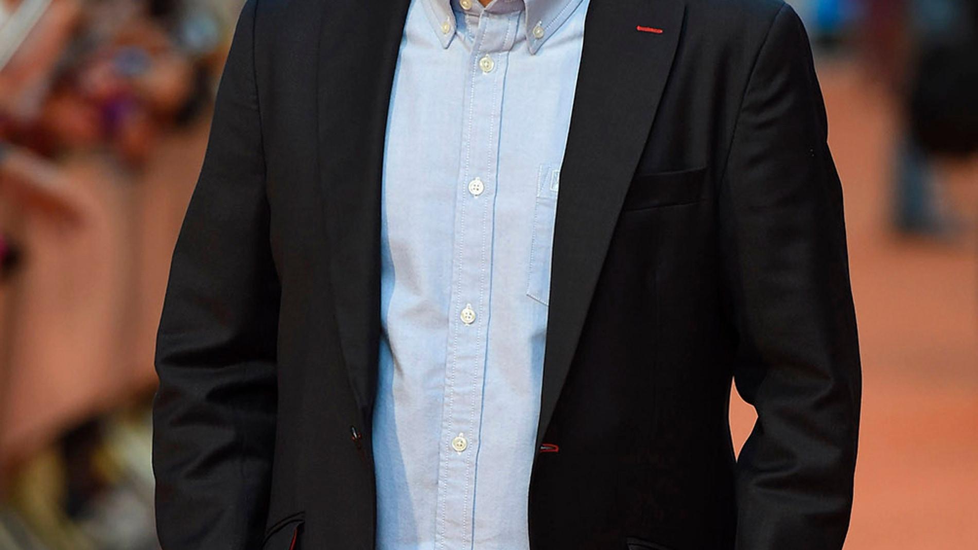 Jordi Évole recoge el premio Joan Ramon Mainat