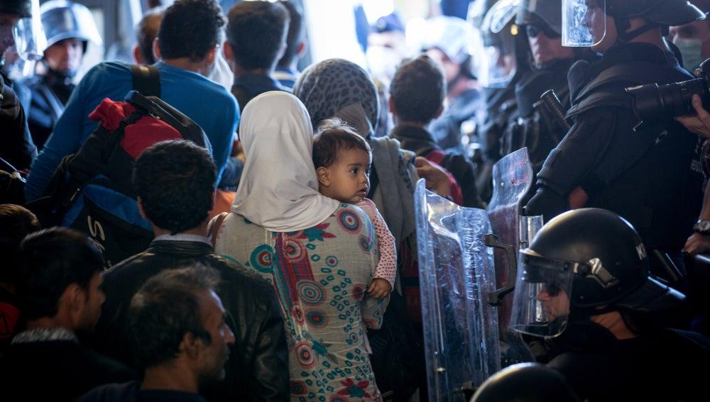 El drama de los refugiados ha estallado en este 2015