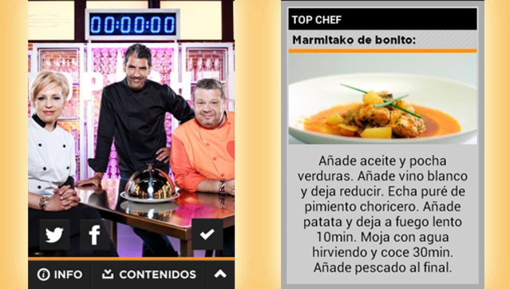 'Top Chef' en ATRESMEDIA CONECTA