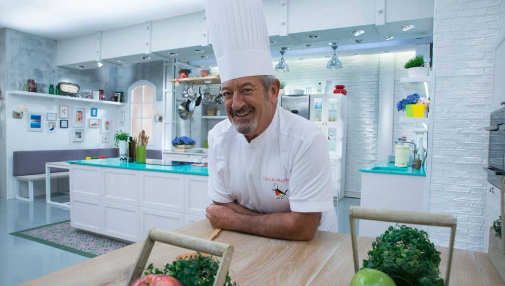 Antena 3 tv karlos argui ano for Cocina karlos arguinano