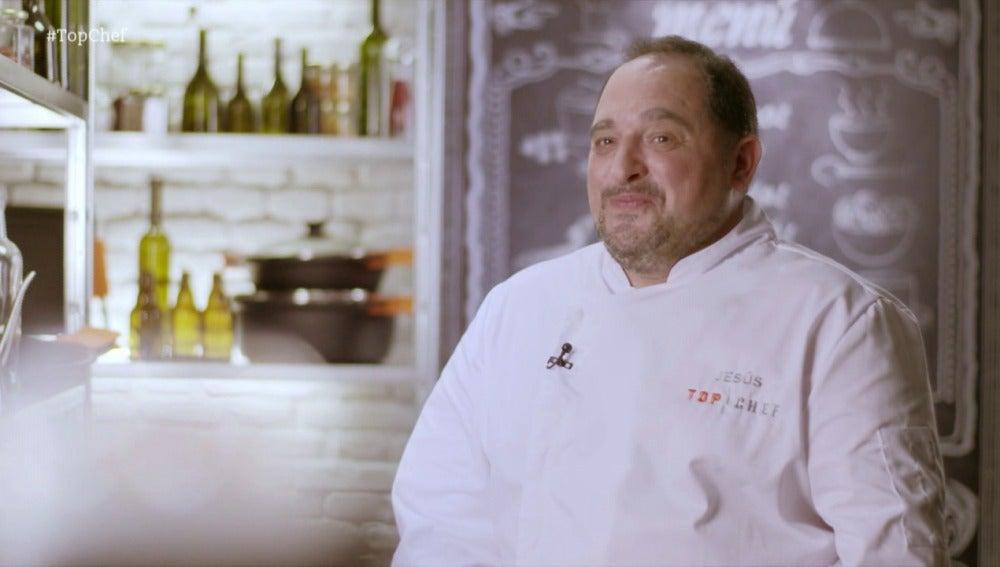 """Jesús: """"Soy el cocinero de las estrellas, he dado de comer a Fernando DiCaprio"""""""