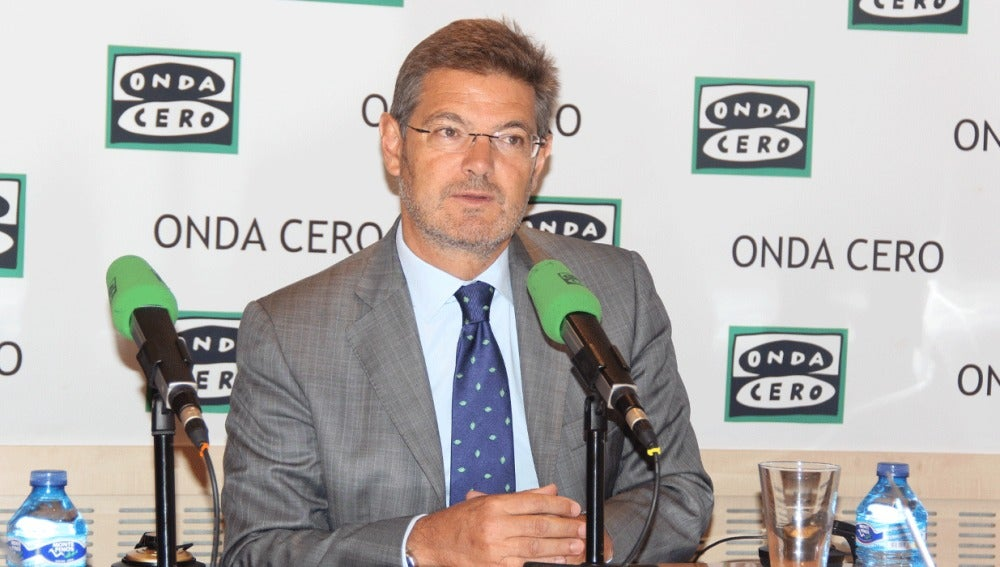 Rafael Catalá en Onda Cero