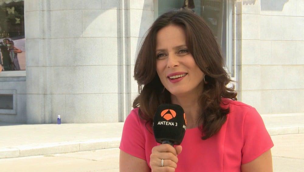 Aitana Sánchez-Gijón habla de Blanca