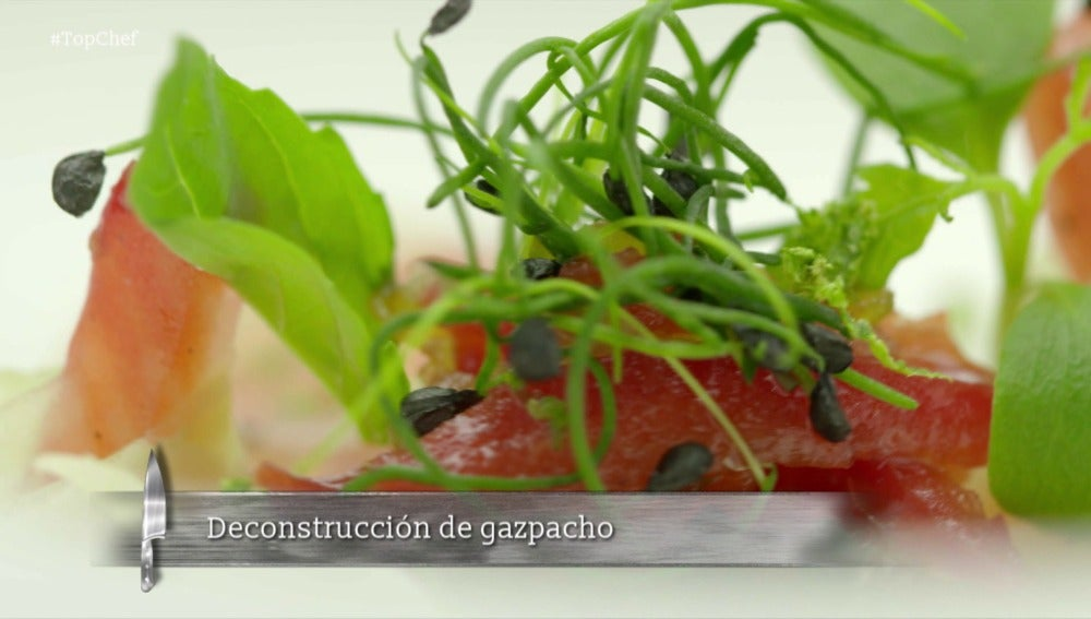 DECONSTRUCCION DE GAZPACHO