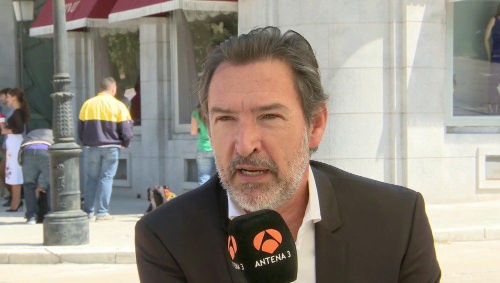 """Ginés García: """"Esteban no es un malo, es un personaje con matices"""""""