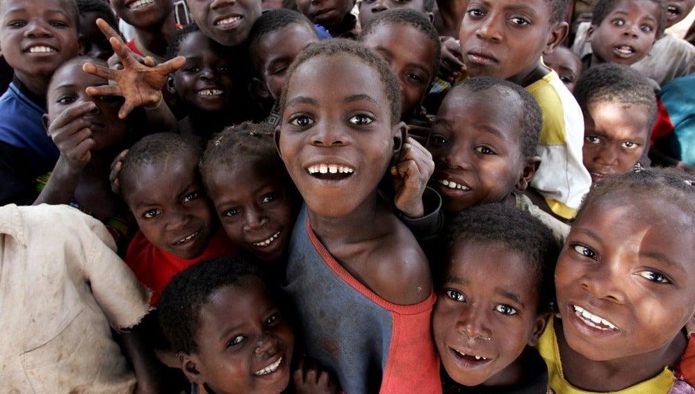 En el África subsahariana 1 de cada 12 niños mueren antes de cumplir los cinco años.