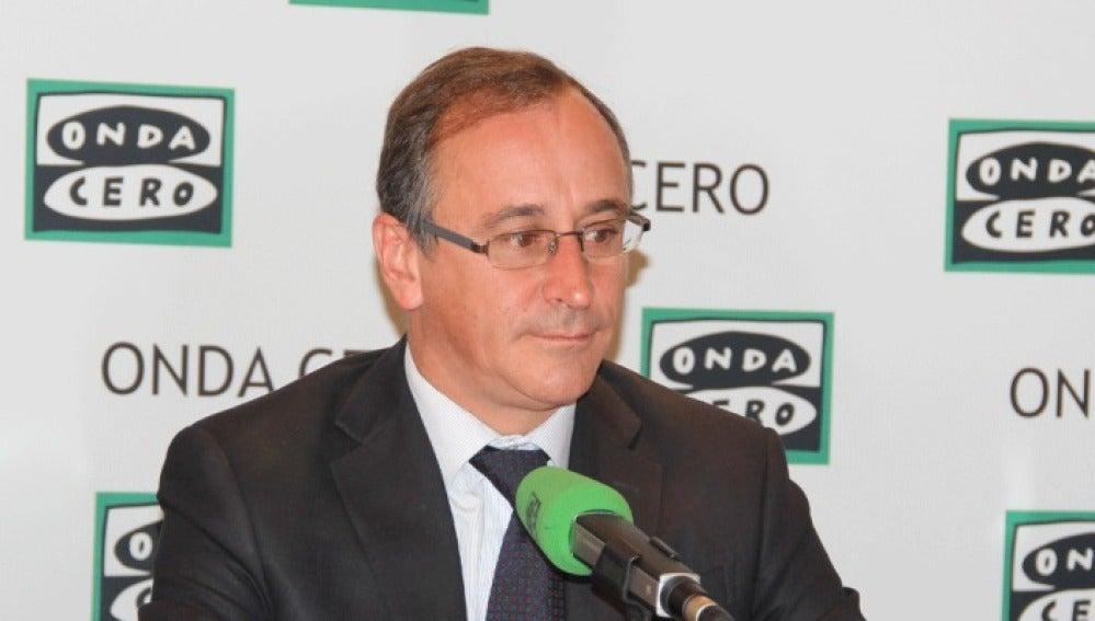 Alfonso Alonso, en Onda Cero