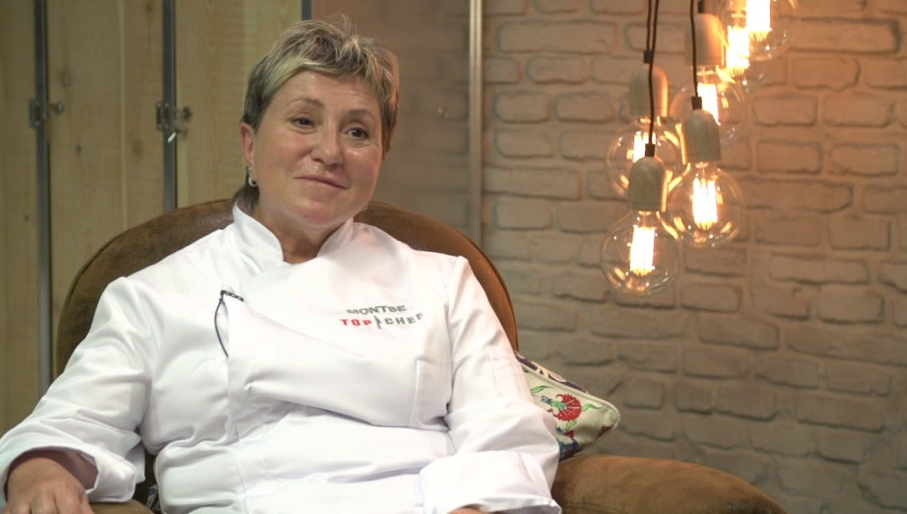 Montse, concursante de Top Chef 3