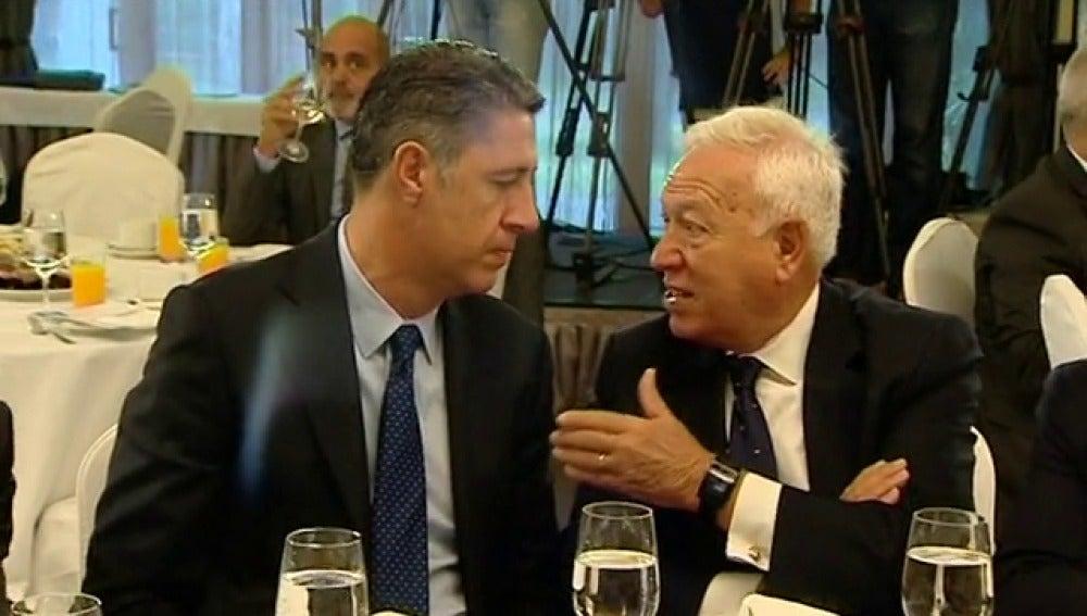 Margallo defiende una reforma de la Constitución que aborde la situación en Cataluña