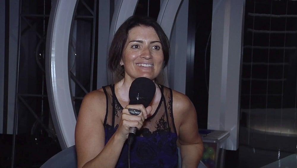 Silvia Abril recuerda su paso por 'Tu cara me suena'