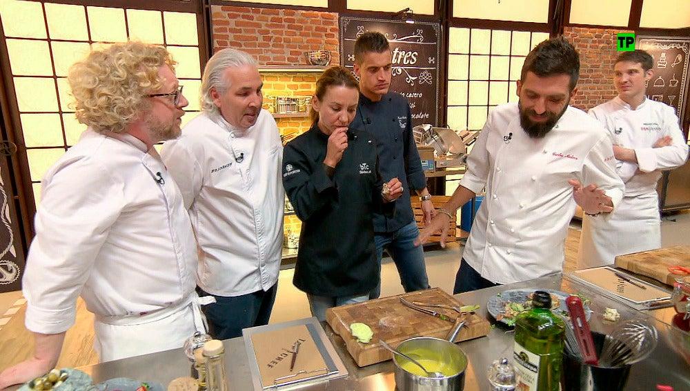Exconcursantes de 'Top Chef' serán jurado en el próximo programa