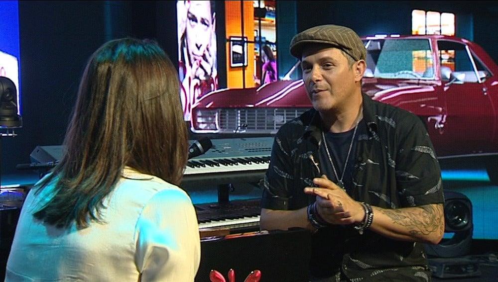 Entrevista completa a Alejandro Sanz