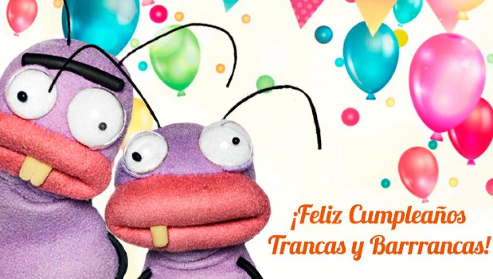 ¡Feliz Cumpleaños Trancas y Barrancas!