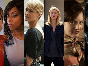 Las nominadas a mejor actriz de drama en los premios Emmy de 2015