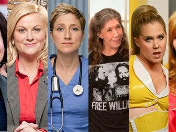 Las nominadas a mejor actriz de comedia en los Emmy 2015