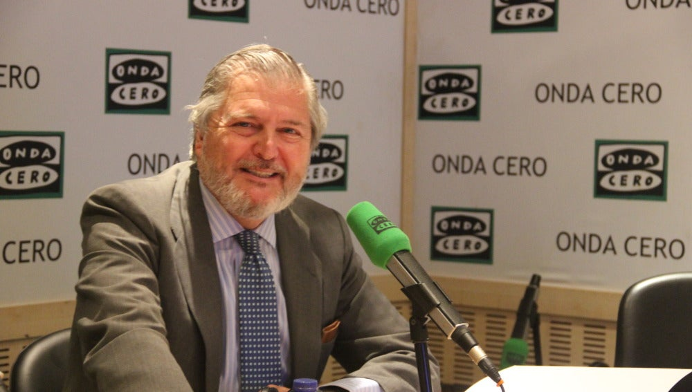 Íñigo Méndez de Vigo en Onda Cero