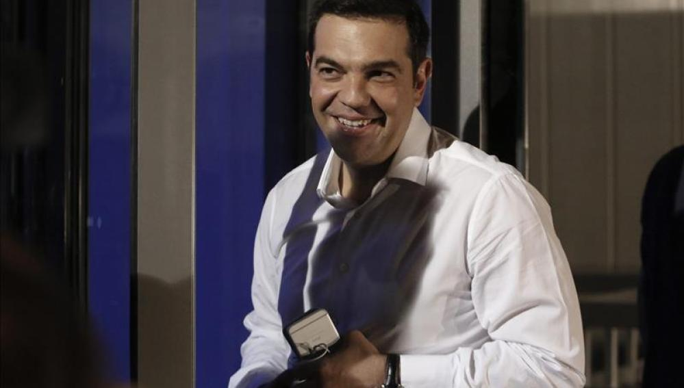 El exprimer griego Alexis Tsipras.