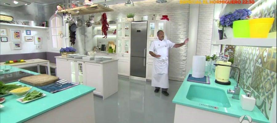 Arguiñano Cocina   Antena 3 Tv Asi Es La Nueva Cocina De Karlos Arguinano