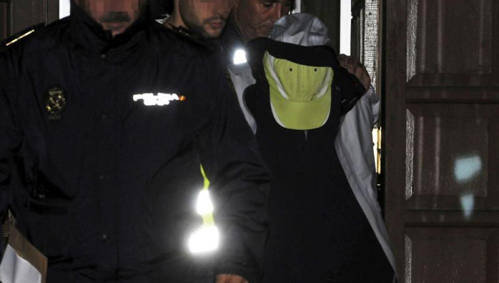 Prisión provisional para el presunto asesino de la peregrina del Camino de Santiago.