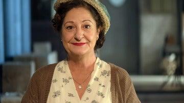 Rosario Pardo es Concha en 'Velvet'