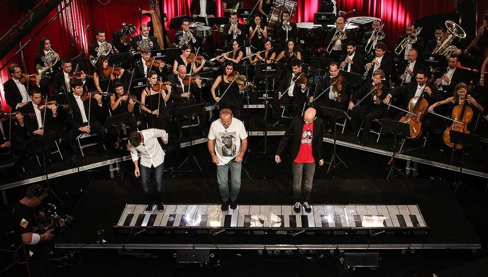 Film Symphony Orchestra en El Hormiguero 3.0