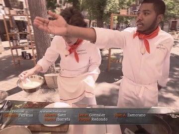 En el próximo programa de Top Chef...