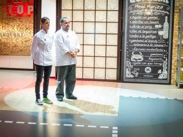 Jesús es el primer expulsado de la cuarta temporada de Top Chef